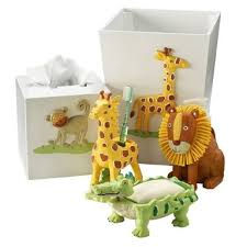 kid u0027s safari bathroom accessories kid u0027s bathroom pinterest