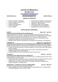 Insurance Resume Pdf Of Pmo Resume Jeffrey Mansfield 26 Oct2015