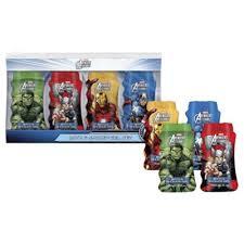 Marvel Bathroom Set Buy Marvel Avengers Superheroes Bath U0026 Shower Gel Gift Set From