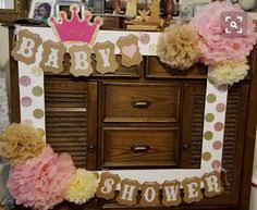baby shower photo booth ideas baby shower for girl photo frame cuadro tematico made by thelma