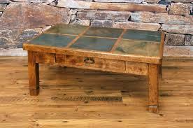 slate wood coffee table slate coffee tables slate coffee table and end tables large size of