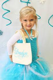 pitterandglink personalized frozen inspired halloween treat bags