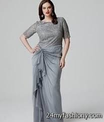 silver plus size bridesmaid dresses silver evening gowns plus size 2016 2017 b2b fashion