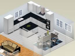 Free Kitchen Design App by Design Your Kitchen Layout Online Free Voluptuo Us