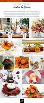 Fall Table Centerpieces by Fall Table Decor Ideas Inspired By Our 2017 Fall Color Palette
