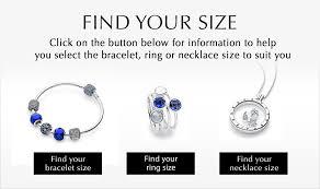 pandora bracelet size images Jewelry size guide pandora jewellery online store jpg