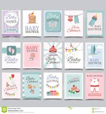 Invitation Cards Birthday Party Baby Shower Card Set For Boy For Happy Birthday Party Its A