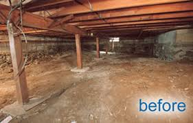 why does my crawlspace need a vapor barrier central il eastern ia
