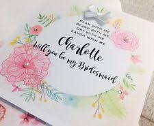 will you be my bridesmaid poems bridesmaid poem home furniture diy ebay
