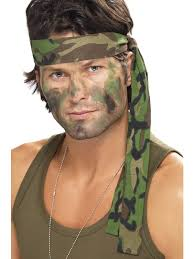 Army Halloween Costumes Army Makeup Halloween Hunter Army Makeup