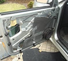 lexus is250 zarna wygłuszenie drzwi w samochodzie praktyczny poradnik