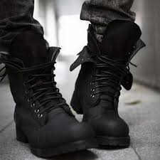 buy boots shoes aliexpress com buy boots for mid calf high top lace up boots