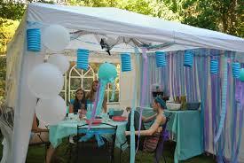 sophisticated mermaid birthday party corrie u0027s creations