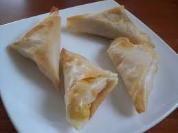 cuisiner sans gras samoussas aux pommes sans matière grasse mère et fille cuisinent