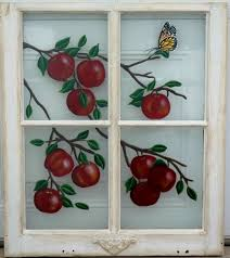 best 25 window pane art ideas on pinterest painted window panes