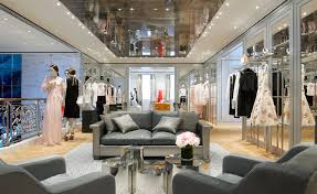 Home Decor Stores London Dior Unveils London Boutique Design By Peter Marino
