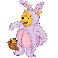 pooh easter winnie pooh images