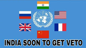 Picture Of Un Flag India Will Become Permanent Member Of United Nations Security