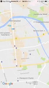 Google De Maps Google Maps Erhält Neues Design Interessante Gebiet Und