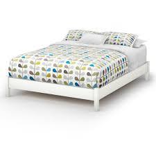 White Platform Bed Frame The 25 Best White Platform Bed Ideas On Pinterest Minimalist