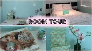 room tour 2014 teen girl s tumblr bedroom youtube