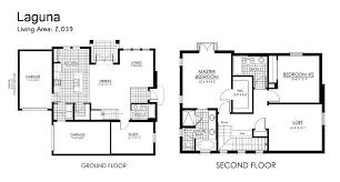 2 story loft floor plans paseo floor plans