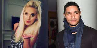 watch tomi lahren posted a pic of cupcakes trevor noah sent her