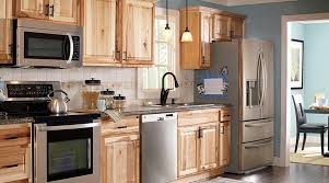 Classic Kitchen Colors American Classics Hampton Natural Hickory Kitchen Cabinets