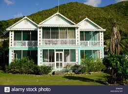 gingerbread cottages oualie beach hotel nevis st kitts and