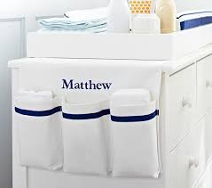 Changing Table Runner Navy Changing Table Runner Pottery Barn Nursery