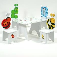 childrens white table and chairs childrens table and chairs yuinoukin com