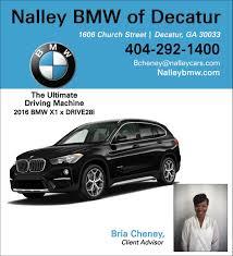 nalley decatur bmw christians in business nalley bmw details