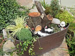 easy diy fairy garden stylish revamp