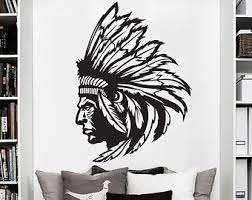 American Indian Decorations Home Native American Art Etsy