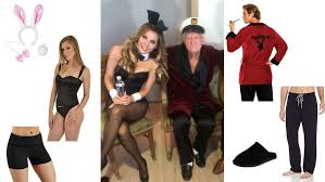 Cheap Playboy Bunny Halloween Costumes U0027s Diy Playboy Bunny Hugh Hefner