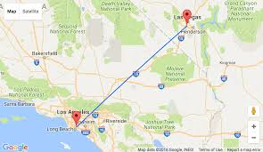 Google Maps Las Vegas by Cheap Las Vegas To Long Beach California For Only 56