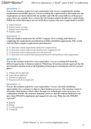 sle resume for business analysts degree celsius symbol cbap master 150 free questions