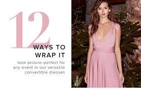 tricks of the trade wrap dress tutorial part ii lulus com