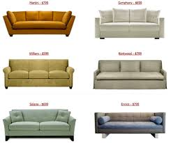 Pottery Barn Buchanan Sofa by The Look For Less Cheap Couches From Custom Sofa Design Young
