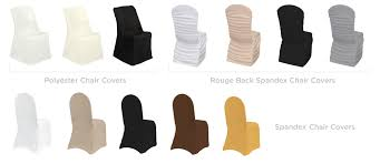 chair cover chair cover rentals western pennsylvania west virginia