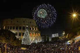 New Year S Eve Church Decorations by Rome New Years Eve 2017 Version