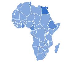 map world africa alumni world map africa alumni portal of stuttgart