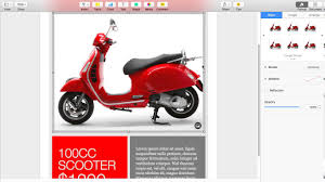 create advertisement or poster use application pages mac os x create advertisement or poster use application pages mac os x