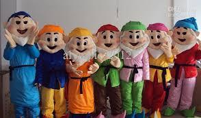 Dopey Dwarf Halloween Costume Free Shipping 159 39 Piece Buy Wholesale 5pcs Snow White