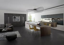 designer kitchens london add character to your kitchen with leicht topos concrete kitchen
