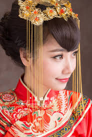 traditional hair accessories buy wholesale luxury classic costume coronet tassel hair