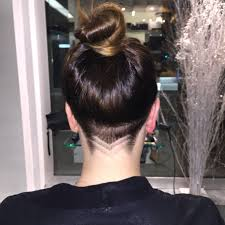 check out these pictures for 9 nape undercut designs for women