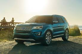 Ford Explorer Xlt - 2016 ford explorer review