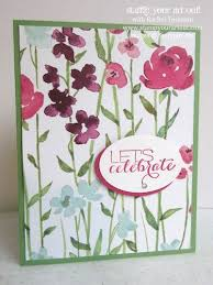 241 best cards painted petals images on diy cards