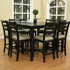 Homelegance Ohana Counter Height Dining Homelegance Ohana 7 Counter Height Dining Room Throughout Sets